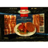 Hormel® Black Label Fully Cooked Bacon - 72 ct