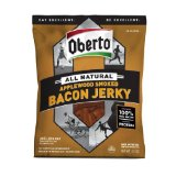 Oberto All Natural Bacon Jerky, 2.5 Ounce